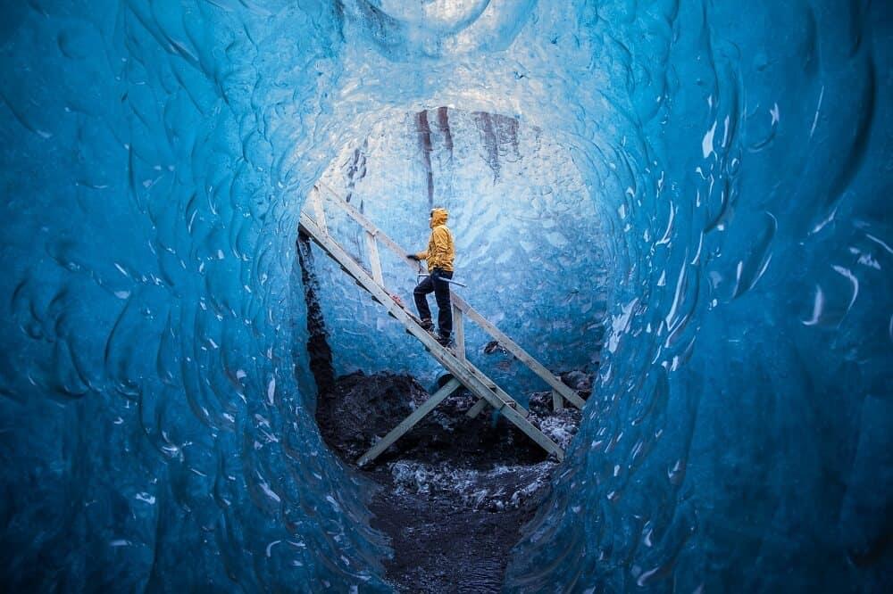 Ice Cave Adventures Dream
